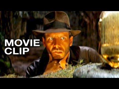 Raiders of the Lost Ark IMAX Movie CLIP - Throw Me the Idol (2012) - Harrison Ford Movie