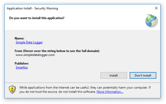 Solution] Your administrator has blocked this application