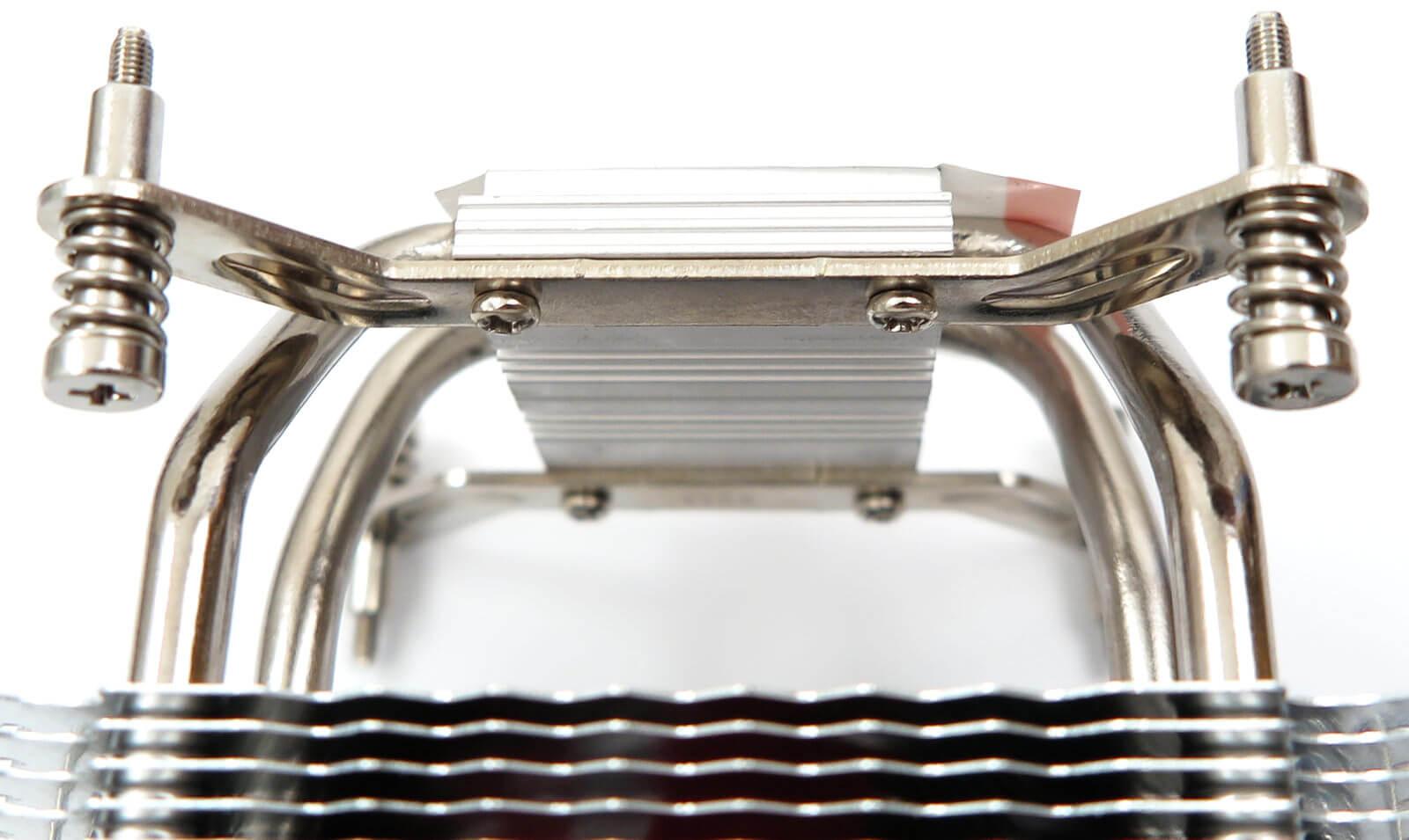 Modified CPU cooler
