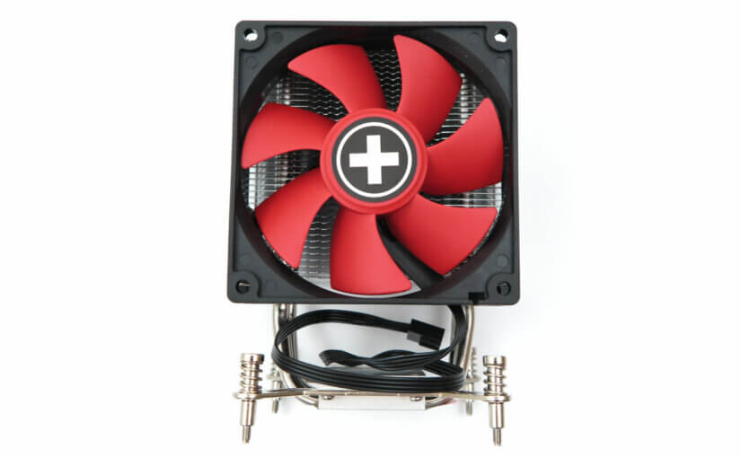 Easy CPU cooler replacement for Acer PO3-620 i7 10700